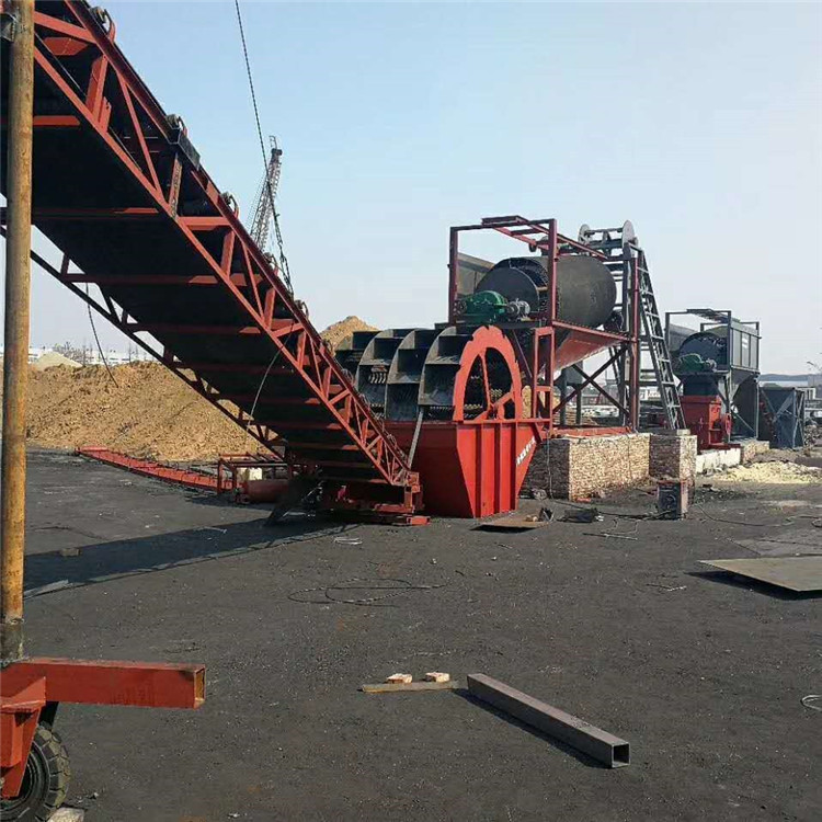广西地域专业洗沙的设备生产厂家