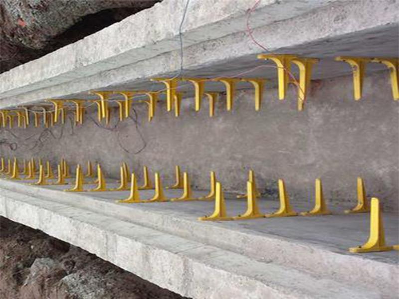 電纜溝玻璃鋼電纜支架-管廊螺釘式電纜支架-復合材料電纜支架