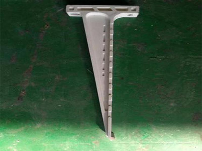 玻璃鋼螺絲式電纜支架/電纜溝支架/預埋式玻璃鋼電纜支架