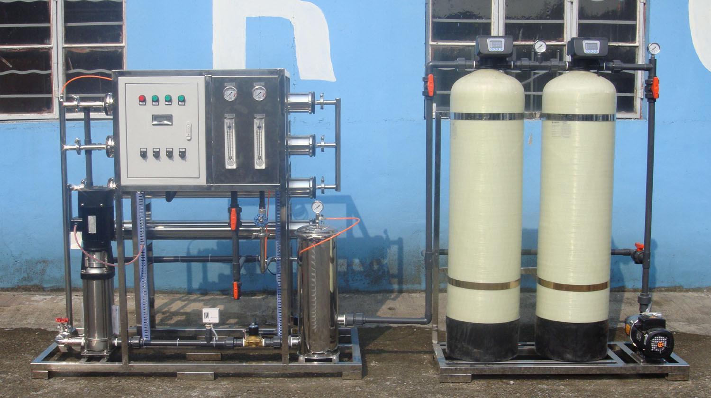 实验室用超纯水设备 RO反渗透净水设备 工业中小型去离子水