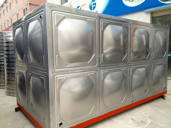 方形水箱不锈钢拼装水箱消防水箱304方形水箱厂家定制