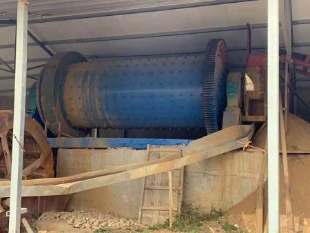 球磨制砂机生产厂家/球磨制砂机价格