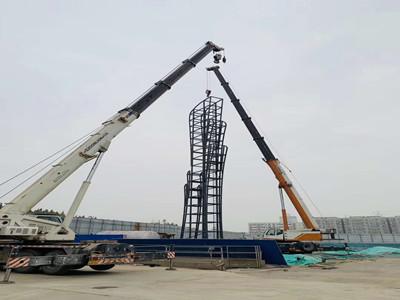 河南艺术钢结构安装制作厂家