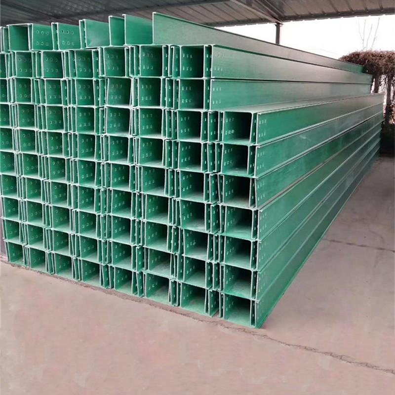 玻璃鋼電纜橋架_玻璃鋼穿線槽生產廠家-河北遠博