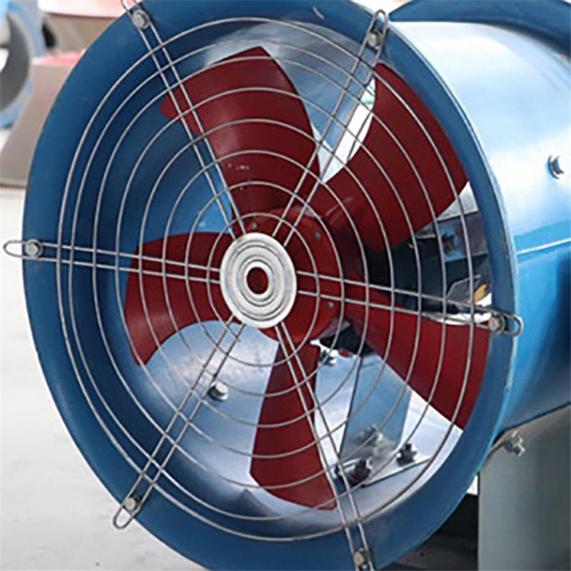 玻璃鋼風機_小型散熱軸流風機生產廠家