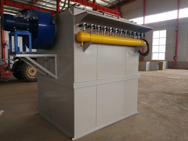 PLHD移动式单机袋式除尘器厂家现货