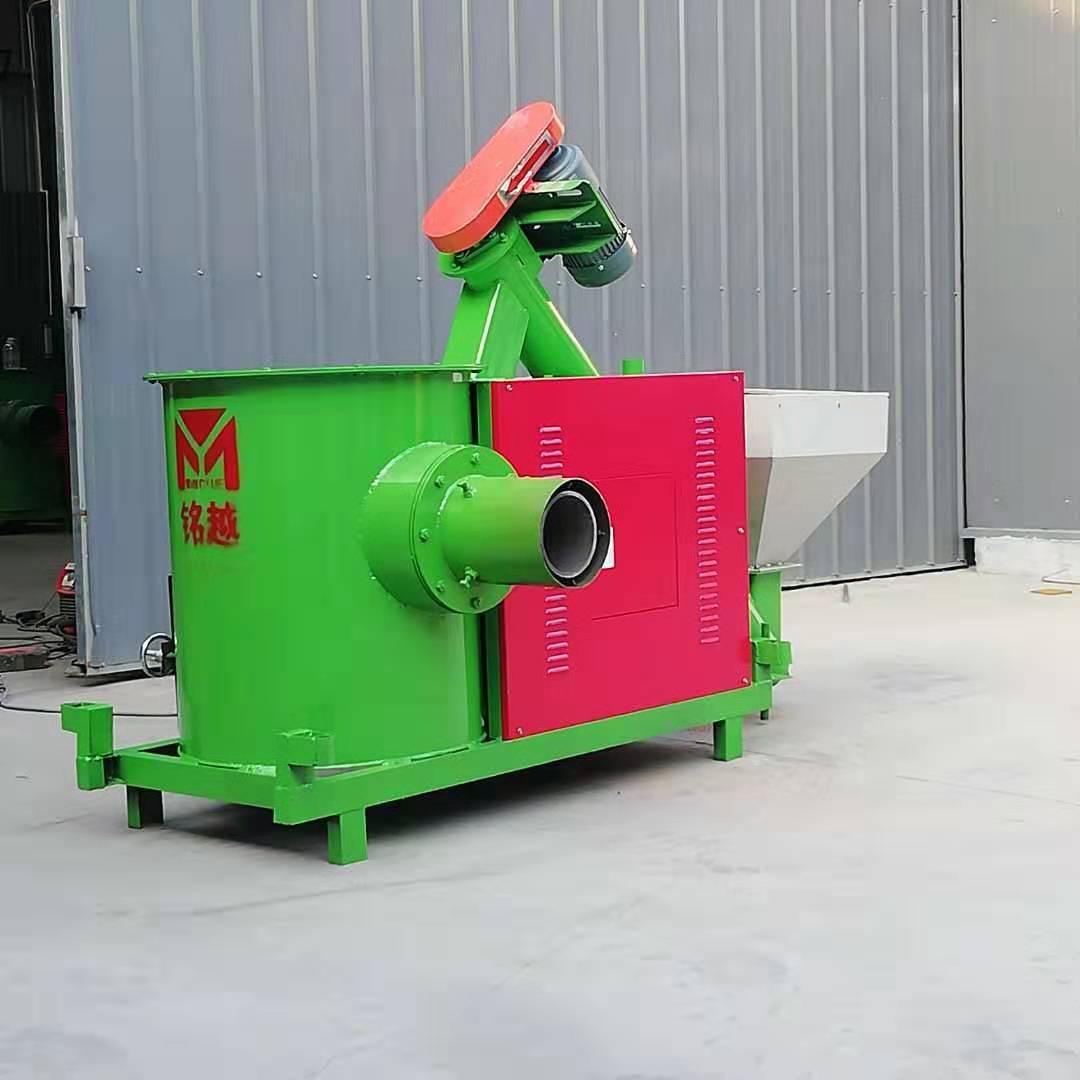 銘越生物質燃燒機  全自動控制鍋爐燃燒器--誠旭機械現貨供應