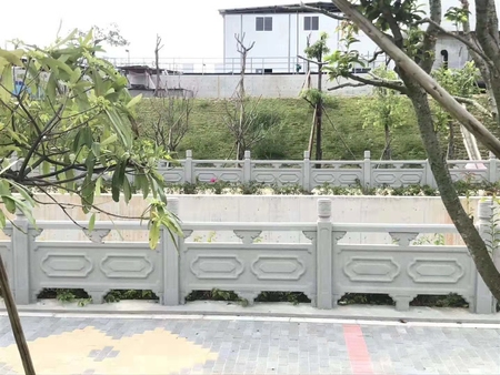 延安水泥围墙-鄂尔多斯河道栏杆厂家-鄂尔多斯水泥花栏砖厂家