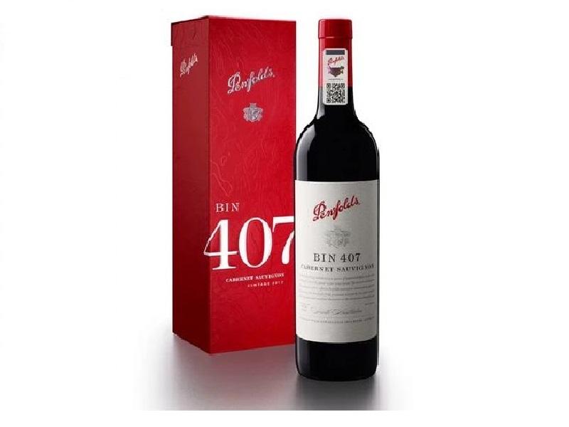 奔富407干红葡萄酒【正品行货】