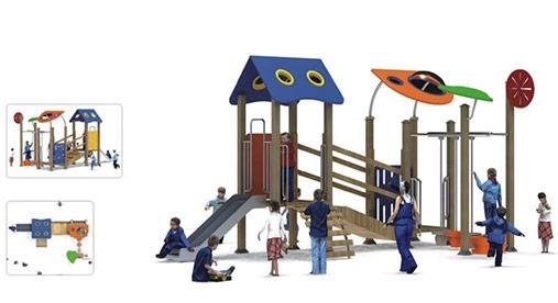 金华室内滑梯哪里有-好玩的BY-MS1757就在童博游乐
