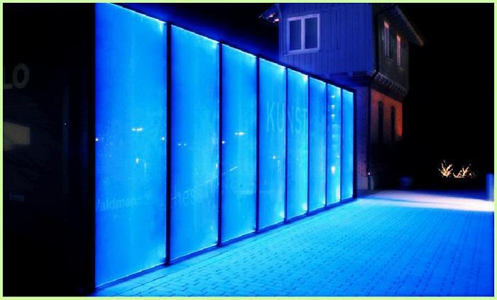 内蒙电控玻璃-呼和浩特智能调光玻璃厂家