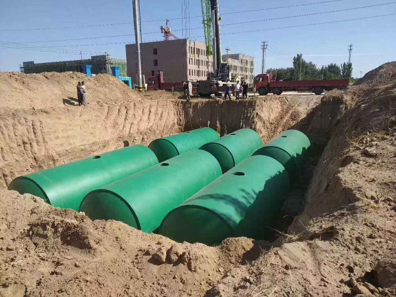 混凝土化粪池-鹤壁预制整体化粪池-焦作预制整体化粪池