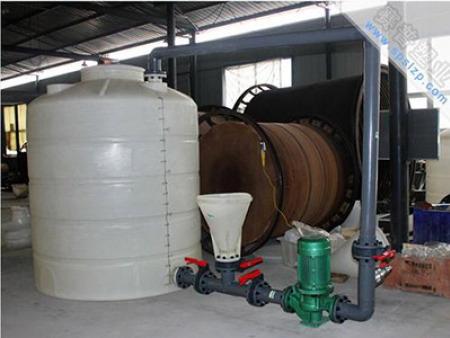 生活水箱(水池)清洗工艺及消毒方法