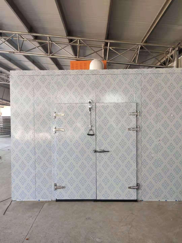 景德镇烘干机-河南义和分体式烘干机厂家供应