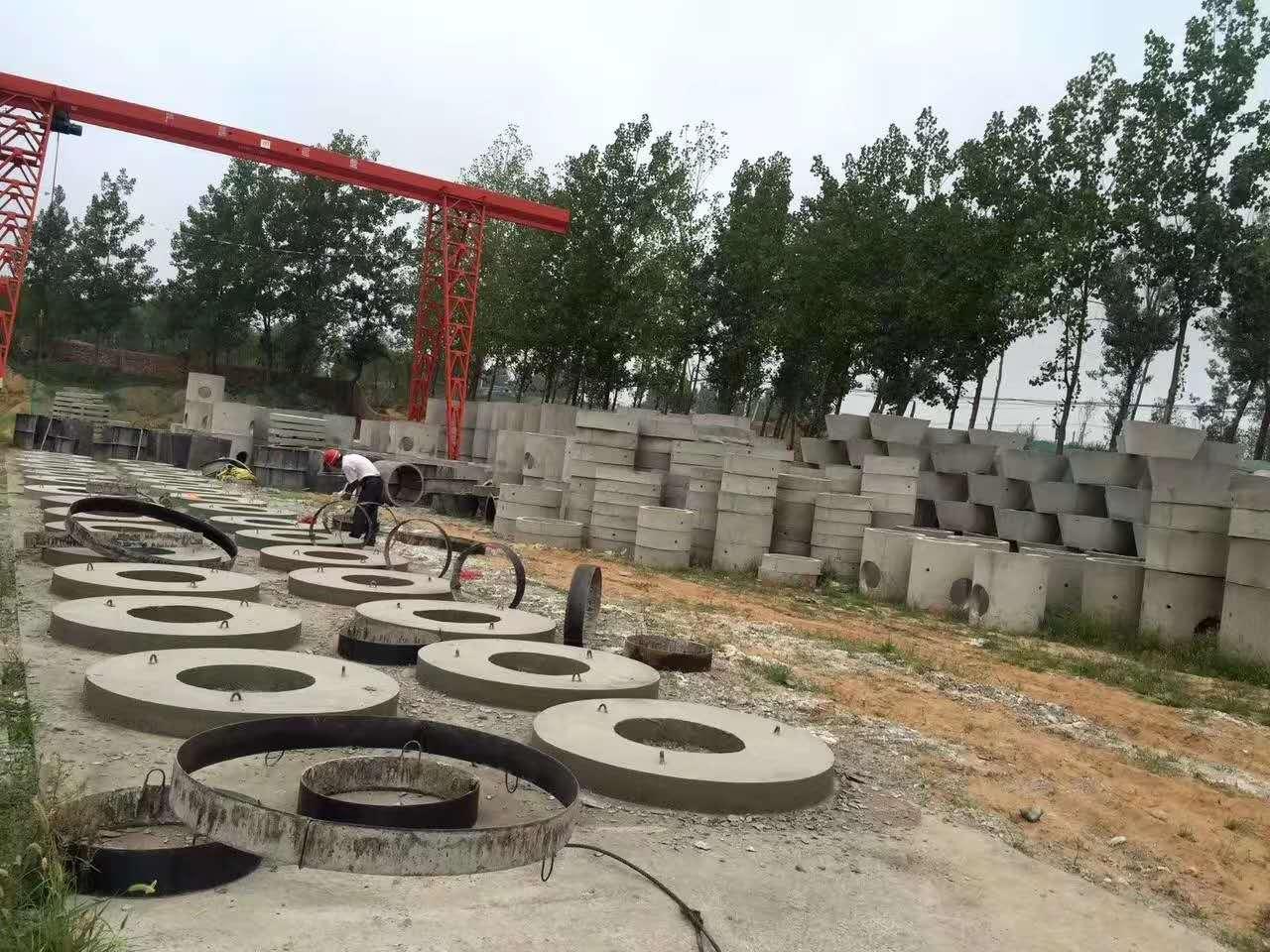 預制混凝土蓋板  鄭州蓋板廠家