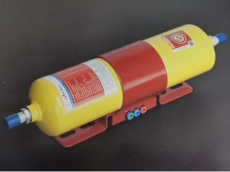 陜西脈沖型超細干粉自動滅火裝置-專業的客車自動滅火裝置廠家直銷