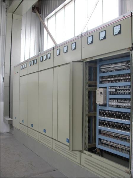 兰州海川电气专业生产-高低压成套配电柜,箱变,控制柜