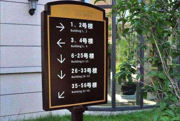 小区标识牌制作_河南优惠的供销_小区标识牌制作