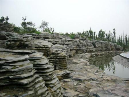 千層石駁岸供應-陜西千層石駁岸施工-江蘇千層石駁岸