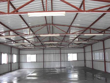 钢结构网架厂家 沈阳旭金金属容器专业提供钢结构网架