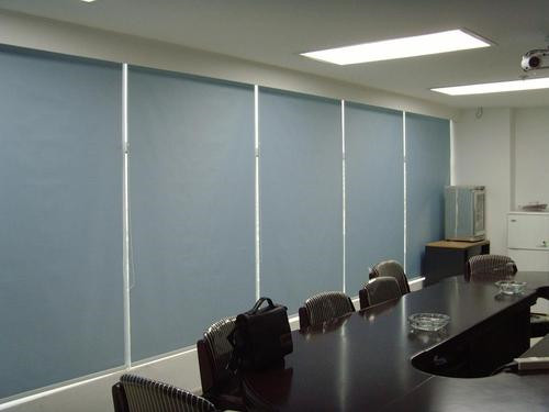 办公窗帘-办公遮阳窗帘定做