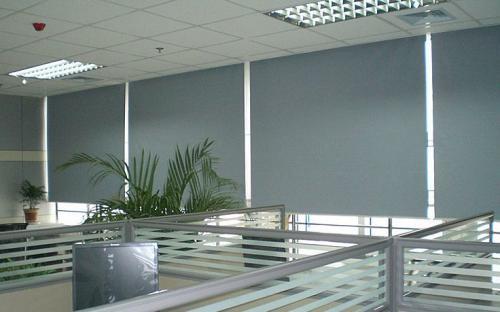 遮光窗簾供應商-西安辦公遮光窗簾供應