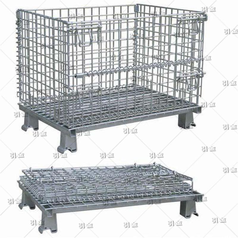 規格齊全的倉儲籠青島哪里有賣