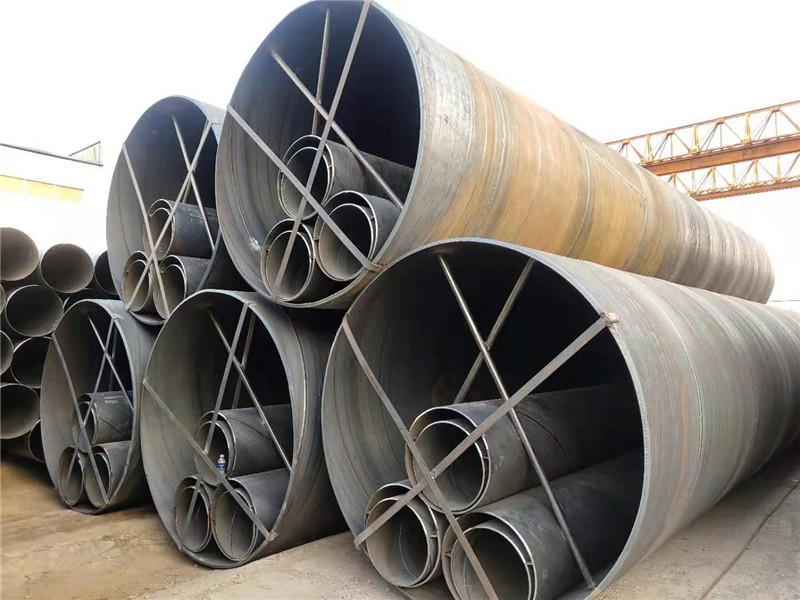 山東實惠的螺旋鋼管-河北品牌好的給水螺旋鋼管生產廠家推薦