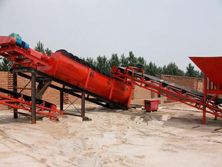 洗石设备生产厂家|洗石机生产商