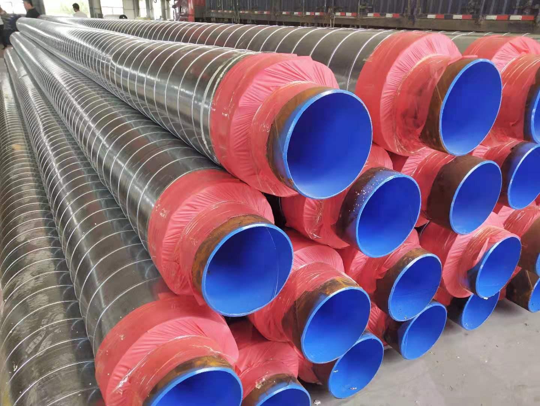 大口徑發泡保溫鋼管廠家-實惠的聚氨酯保溫鋼管當選滄州友誠管業有限公司