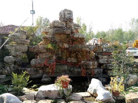 假山石价格-山西景观石刻字公司-山西园林假山制作公司