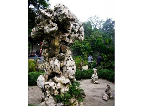 假山制作厂家-陕西景观石刻字-陕西园林假山制作