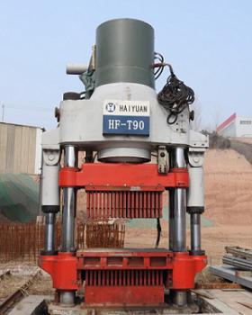 西藏液压砖机-哪里能买到优惠的液压砖机