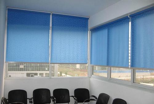 辦公室遮光窗簾批發-西安辦公遮陽窗簾安裝