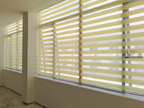 辦公窗簾生產廠家-陜西辦公遮陽窗簾制作-西安辦公遮陽窗簾