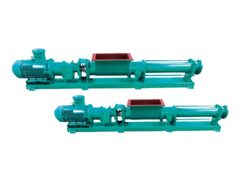 污油螺杆泵 哪里可以买到单螺杆泵