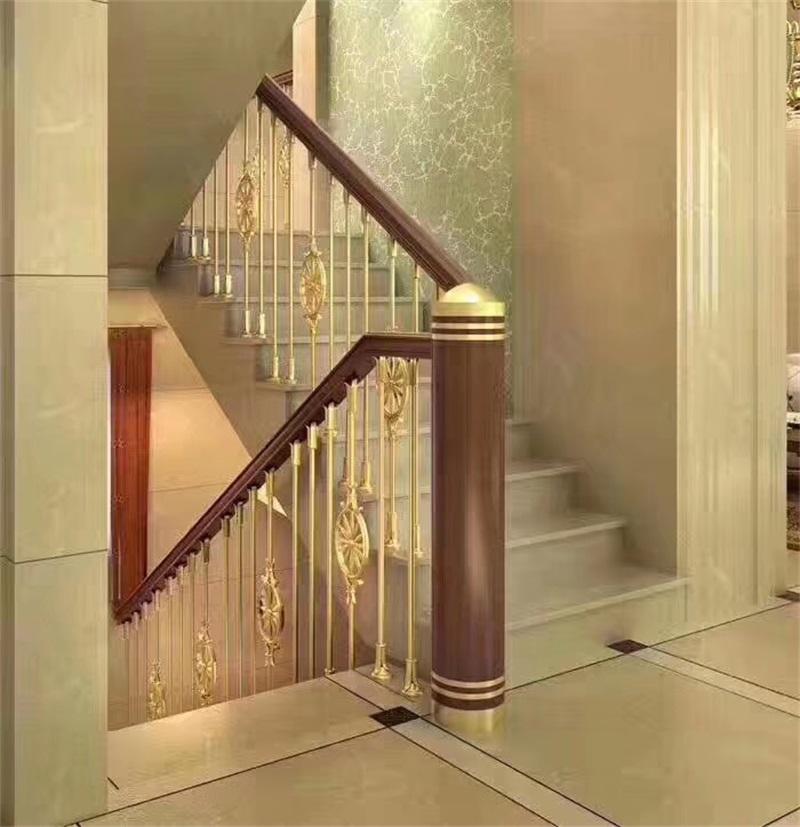 不銹鋼樓梯欄桿廠家 廣東實惠的陽臺樓梯欄桿支柱批銷