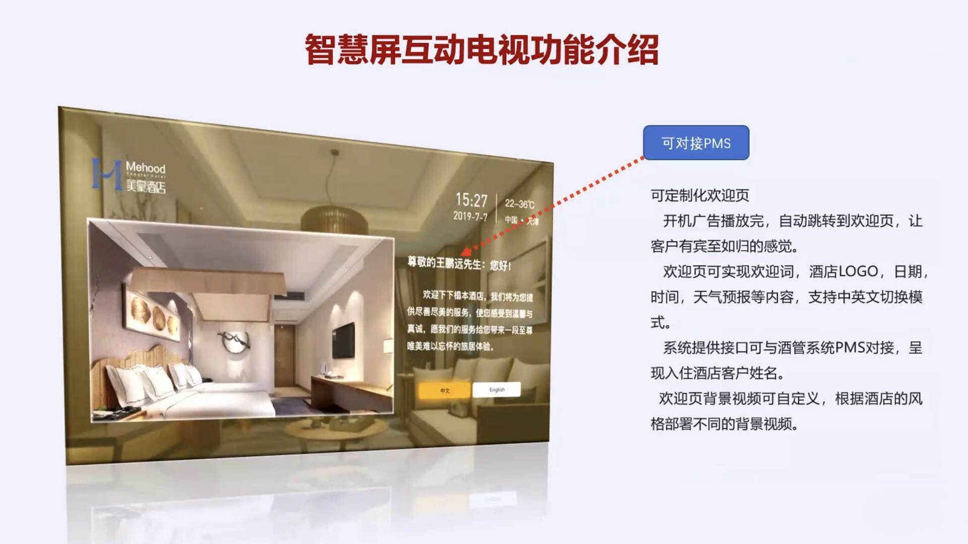 智慧酒店多網融合系統設計方案