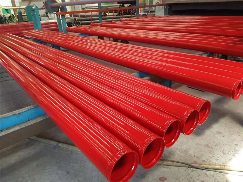超厚壁涂塑-高性價涂塑鋼管滄州友誠管業專業提供