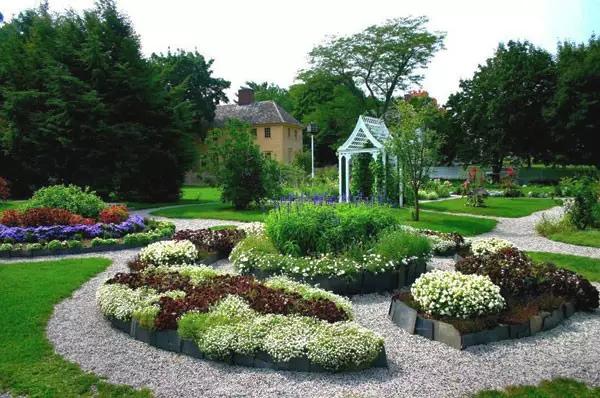 河南庭院設計