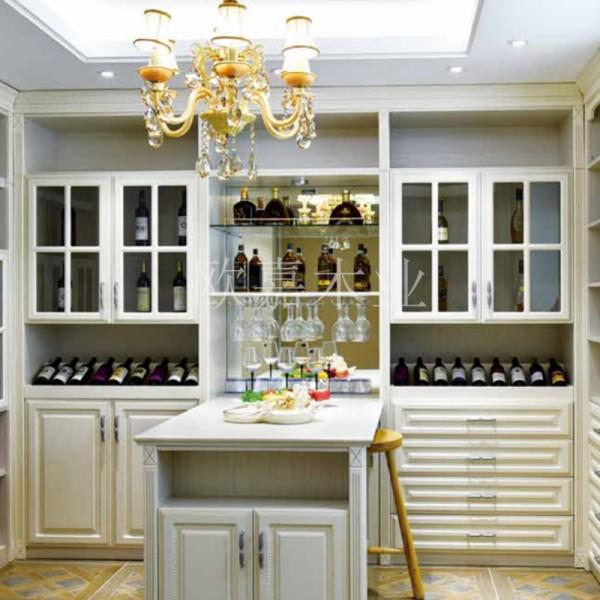 博罗酒柜定制品牌-惠州哪里能买到划算的酒柜