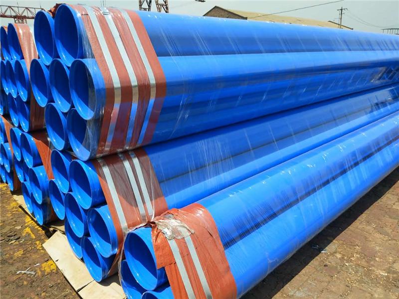 江西涂塑鋼管品牌好-價格公道的消防涂塑鋼管滄州友誠管業專業供應