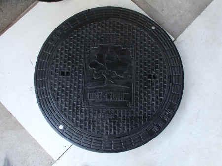 铁岭井盖-手孔井盖-铸铁检查井盖