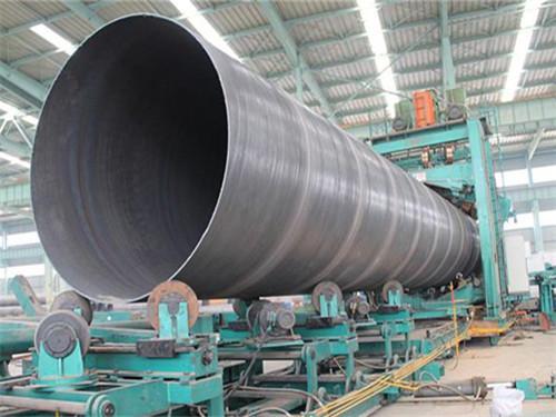 GB/T9711标准螺旋管 优良的内外涂塑复合钢管是由友诚管业提供