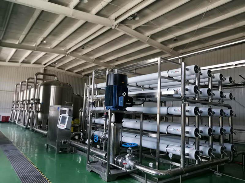 甘肅桶裝水設備 蘭州純凈水設備 甘肅凈水設備