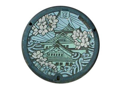 河北隐形装饰井盖-沥青路面装饰井盖-绿化装饰井盖单价