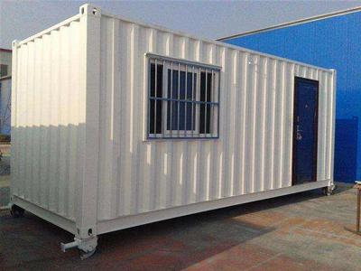 张掖住人集装箱出售_供应兰州高质量的集装箱