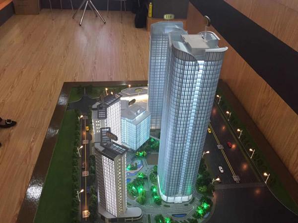桐鄉建筑沙盤模型-沙盤模型設計制作_精翰建筑沙盤模型設計制作更專業