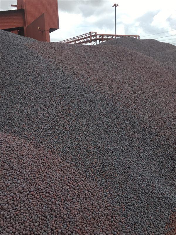 秦皇岛专业的主流铁矿石球团-铁矿球团价格