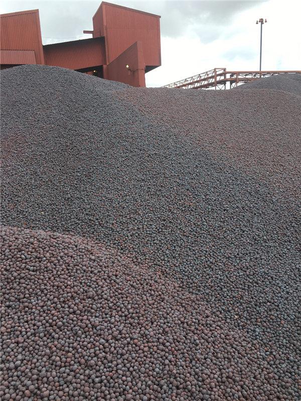 正规的主流铁矿石球团-铁矿球团市场
